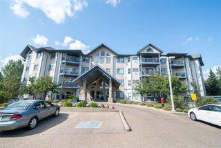 Main Photo: 213 100 Foxhaven Drive: Sherwood Park Condo for sale : MLS®# E4126124