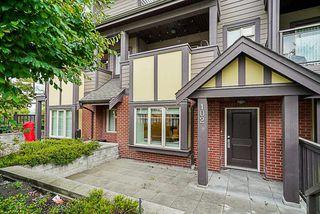 "Photo 3: 102 7227 ROYAL OAK Avenue in Burnaby: Metrotown Townhouse for sale in ""VIVA"" (Burnaby South)  : MLS®# R2302097"
