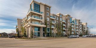 Main Photo: 109 1238 WINDERMERE Way in Edmonton: Zone 56 Condo for sale : MLS®# E4132824