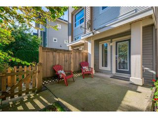 "Photo 18: 13 15065 58 Avenue in Surrey: Sullivan Station Townhouse for sale in ""Springhill"" : MLS®# R2316350"