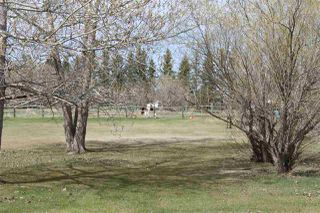 Photo 38: 56027 Rge Rd 14: Rural Lac Ste. Anne County House for sale : MLS®# E4137925