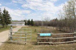 Photo 45: 56027 Rge Rd 14: Rural Lac Ste. Anne County House for sale : MLS®# E4137925
