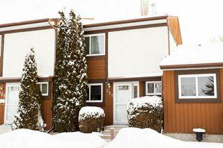 Photo 1: 121 16725 106 Street in Edmonton: Zone 27 Townhouse for sale : MLS®# E4143258