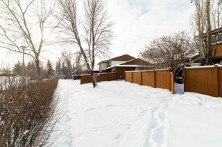Photo 30: 121 16725 106 Street in Edmonton: Zone 27 Townhouse for sale : MLS®# E4143258