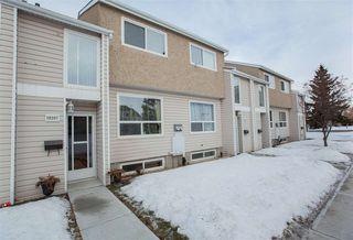 Main Photo: 18207 93 Avenue in Edmonton: Zone 20 Townhouse for sale : MLS®# E4144930
