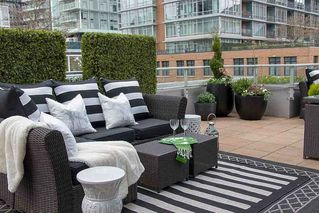 "Main Photo: 505 833 HOMER Street in Vancouver: Downtown VW Condo for sale in ""ATELIER"" (Vancouver West)  : MLS®# R2346552"