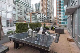 "Photo 2: 505 833 HOMER Street in Vancouver: Downtown VW Condo for sale in ""ATELIER"" (Vancouver West)  : MLS®# R2346552"