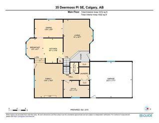 Photo 32: 35 DEERMOSS Place SE in Calgary: Deer Run Detached for sale : MLS®# C4233869