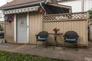 Photo 20: 2487 TURNER Street in Vancouver: Renfrew VE House for sale (Vancouver East)  : MLS®# R2351525