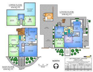 Photo 18: 2487 TURNER Street in Vancouver: Renfrew VE House for sale (Vancouver East)  : MLS®# R2351525