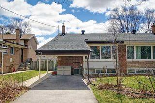 Photo 1: 77 Billington Crescent in Toronto: Parkwoods-Donalda House (Backsplit 3) for sale (Toronto C13)  : MLS®# C4412812