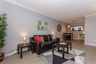 "Photo 4: 104 312 CARNARVON Street in New Westminster: Downtown NW Condo for sale in ""CARNARVON TERRACE"" : MLS®# R2367577"