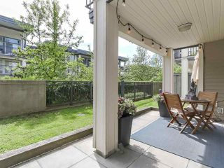 """Main Photo: 116 4833 BRENTWOOD Drive in Burnaby: Brentwood Park Condo for sale in """"MACDONALD HOUSE"""" (Burnaby North)  : MLS®# R2368994"""