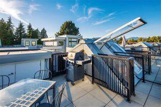 Photo 3: 6036 OAK Street in Vancouver: Oakridge VW Townhouse for sale (Vancouver West)  : MLS®# R2377610