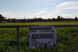 Photo 1: 14904 125 Street in Edmonton: Zone 27 Land Commercial for sale : MLS®# E4165655