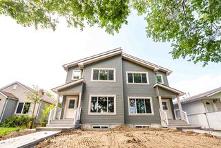 Photo 1: 12138 81 Street in Edmonton: Zone 05 House Half Duplex for sale : MLS®# E4171003