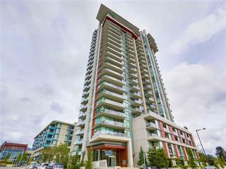 "Main Photo: 605 1550 FERN Street in North Vancouver: Lynnmour Condo for sale in ""BEACON AT SEYLYNN VILLAGE"" : MLS®# R2407973"