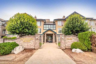 """Photo 1: 208 33150 4TH Avenue in Mission: Mission BC Condo for sale in """"Kathleen Court"""" : MLS®# R2436210"""