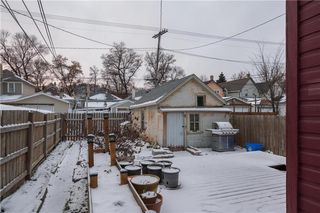 Photo 20: 362 Beverley Street in Winnipeg: West End Residential for sale (5A)  : MLS®# 202003451