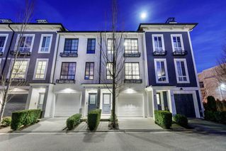 """Photo 1: 24 2423 AVON Place in Port Coquitlam: Riverwood Townhouse for sale in """"DOMINION"""" : MLS®# R2443500"""