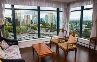 """Photo 3: 1706 4505 HAZEL Street in Burnaby: Forest Glen BS Condo for sale in """"THE DYNASTY"""" (Burnaby South)  : MLS®# R2461116"""