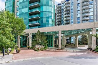 Photo 40: 502 837 2 Avenue SW in Calgary: Eau Claire Apartment for sale : MLS®# C4303207