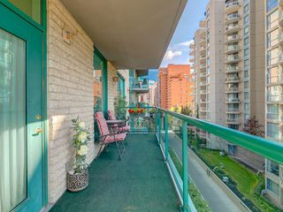 Photo 15: 502 837 2 Avenue SW in Calgary: Eau Claire Apartment for sale : MLS®# C4303207