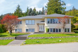 Photo 1: 8598 Kingcome Cres in : NS Dean Park Single Family Detached for sale (North Saanich)  : MLS®# 850141