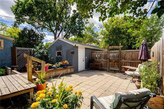 Photo 37: 684 Ashburn Street in Winnipeg: West End Residential for sale (5C)  : MLS®# 202017849