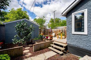 Photo 34: 684 Ashburn Street in Winnipeg: West End Residential for sale (5C)  : MLS®# 202017849