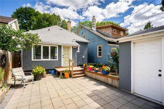 Photo 35: 684 Ashburn Street in Winnipeg: West End Residential for sale (5C)  : MLS®# 202017849