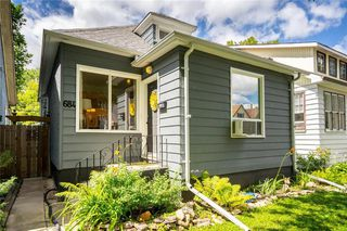 Photo 1: 684 Ashburn Street in Winnipeg: West End Residential for sale (5C)  : MLS®# 202017849