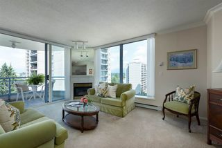 """Photo 2: 1002 739 PRINCESS Street in New Westminster: Uptown NW Condo for sale in """"Berkley Place"""" : MLS®# R2500994"""