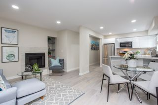 """Photo 8: 102 225 MOWAT Street in New Westminster: Uptown NW Condo for sale in """"The Windsor"""" : MLS®# R2505815"""