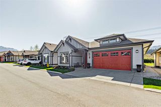 """Photo 1: 72 45900 SOUTH SUMAS Road in Chilliwack: Sardis West Vedder Rd House for sale in """"Evergreen at Ensley"""" (Sardis)  : MLS®# R2527100"""