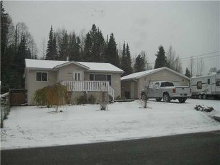 Photo 1: 2021 CROFT Road in Prince George: Ingala House for sale (PG City North (Zone 73))  : MLS®# N214513