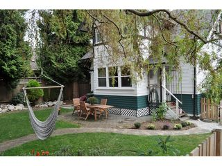 Photo 10: 1523 8TH Avenue in New Westminster: West End NW House for sale : MLS®# V999021