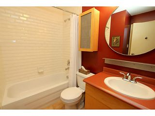 """Photo 8: 307 549 COLUMBIA Street in New Westminster: Downtown NW Condo for sale in """"C2C LOFTS AND FLATS"""" : MLS®# V1036506"""