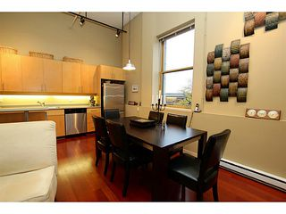 """Photo 14: 307 549 COLUMBIA Street in New Westminster: Downtown NW Condo for sale in """"C2C LOFTS AND FLATS"""" : MLS®# V1036506"""