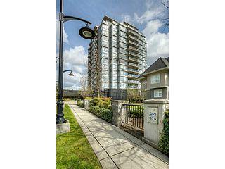 "Photo 2: 706 575 DELESTRE Avenue in Coquitlam: Coquitlam West Condo for sale in ""CORA"" : MLS®# V1056314"