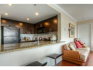 "Photo 7: 706 575 DELESTRE Avenue in Coquitlam: Coquitlam West Condo for sale in ""CORA"" : MLS®# V1056314"
