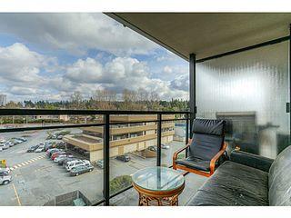 "Photo 14: 706 575 DELESTRE Avenue in Coquitlam: Coquitlam West Condo for sale in ""CORA"" : MLS®# V1056314"