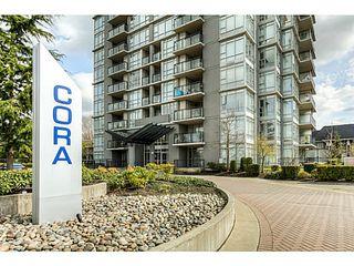 "Photo 19: 706 575 DELESTRE Avenue in Coquitlam: Coquitlam West Condo for sale in ""CORA"" : MLS®# V1056314"