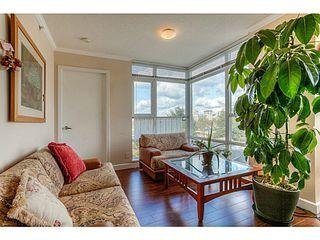"Photo 5: 706 575 DELESTRE Avenue in Coquitlam: Coquitlam West Condo for sale in ""CORA"" : MLS®# V1056314"