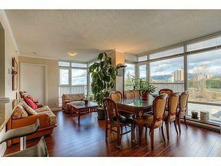 "Photo 4: 706 575 DELESTRE Avenue in Coquitlam: Coquitlam West Condo for sale in ""CORA"" : MLS®# V1056314"