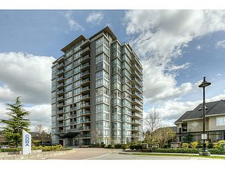 "Photo 3: 706 575 DELESTRE Avenue in Coquitlam: Coquitlam West Condo for sale in ""CORA"" : MLS®# V1056314"