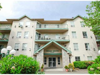 "Photo 1: 303 2435 CENTER Street in Abbotsford: Abbotsford West Condo for sale in ""Cedar Grove Place"" : MLS®# F1412491"