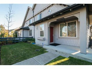 "Photo 2: 88 6450 187TH Street in Surrey: Cloverdale BC Townhouse for sale in ""MOSAIC"" (Cloverdale)  : MLS®# F1433536"