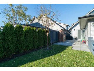 "Photo 19: 88 6450 187TH Street in Surrey: Cloverdale BC Townhouse for sale in ""MOSAIC"" (Cloverdale)  : MLS®# F1433536"