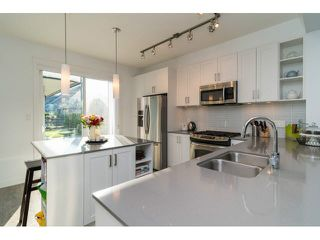 "Photo 8: 88 6450 187TH Street in Surrey: Cloverdale BC Townhouse for sale in ""MOSAIC"" (Cloverdale)  : MLS®# F1433536"